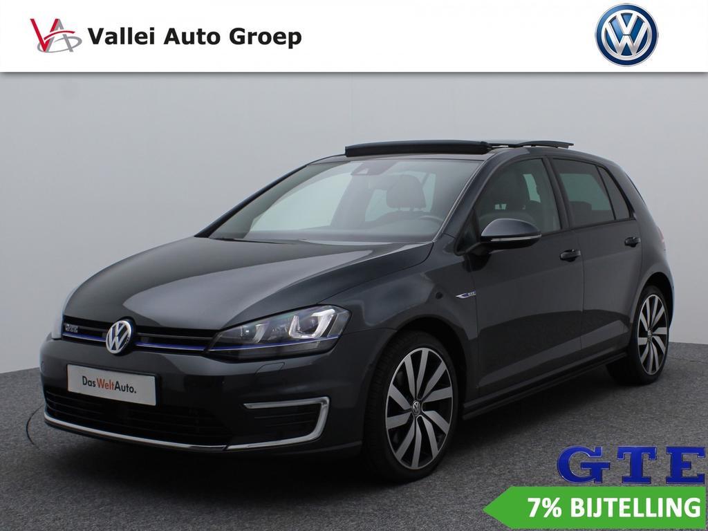 Volkswagen Golf 1 4 Tsi Dsg Gte 7 Bijtelling Incl Btw Bij
