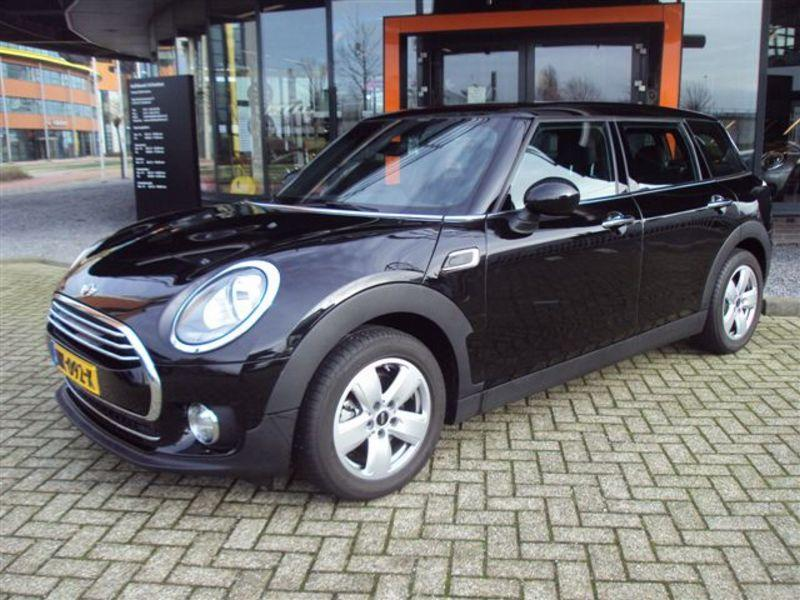 Mini Clubman Cooper d business line