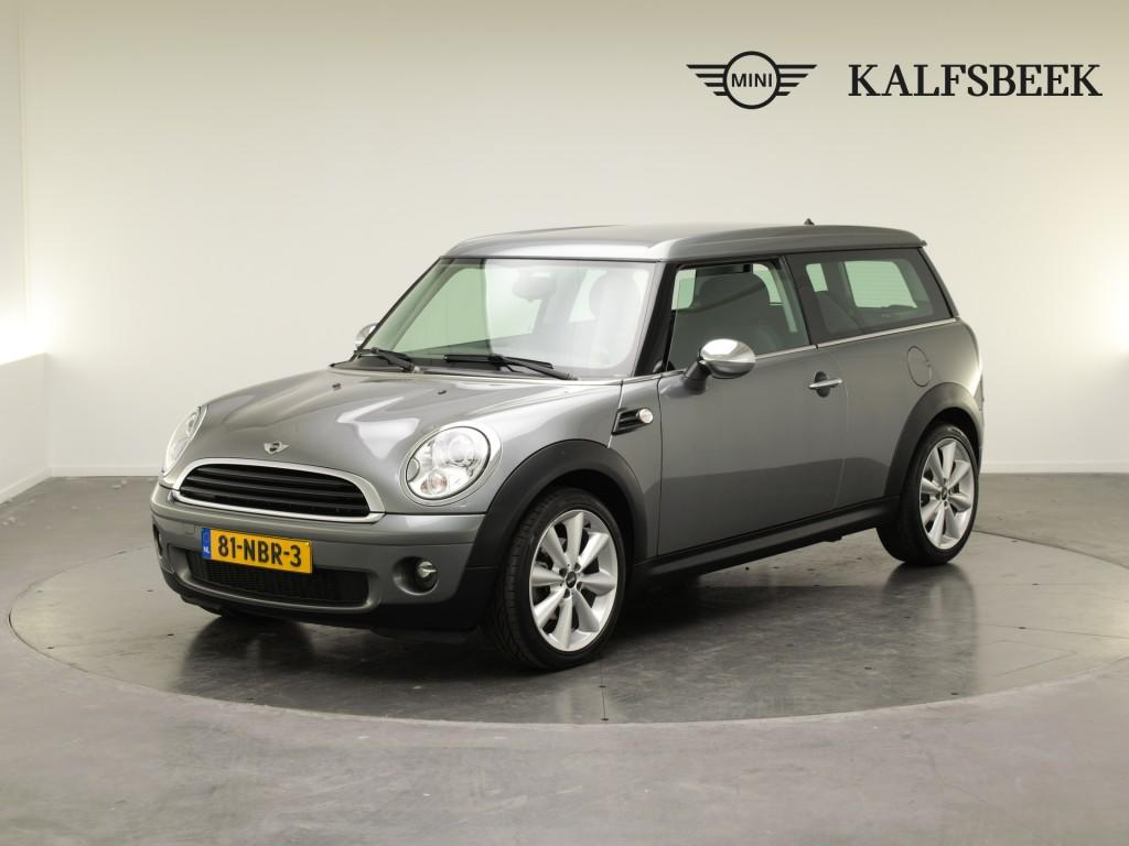 Mini Clubman One business line