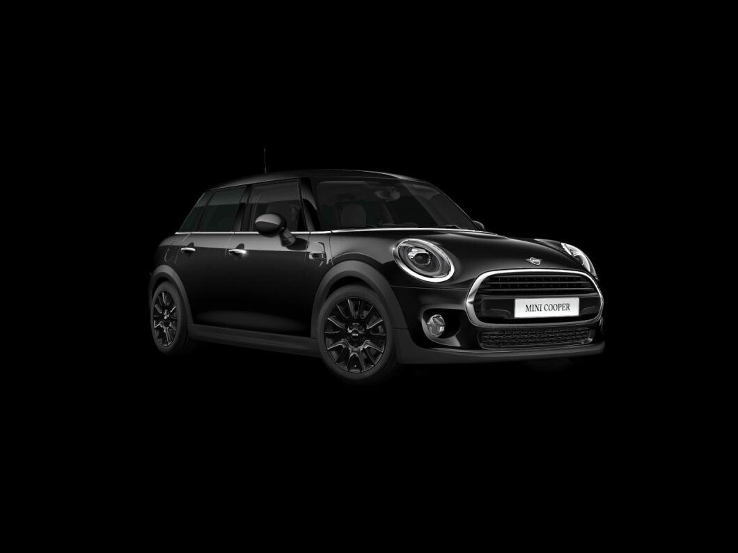 Mini 5-deurs Cooper pepper