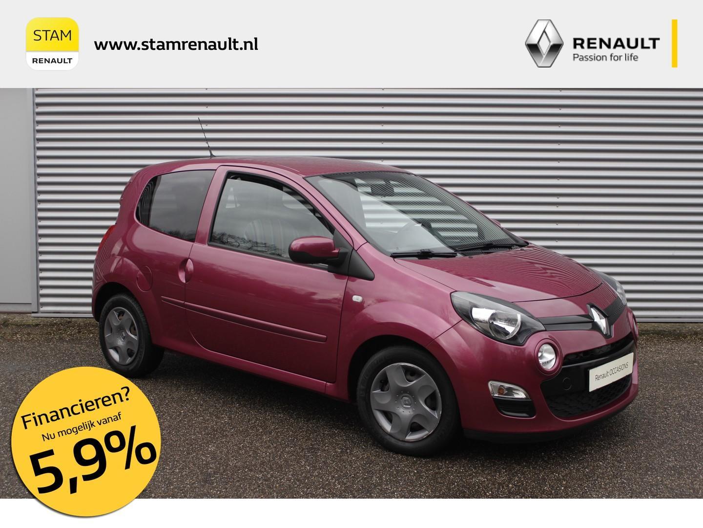 Renault Twingo 1.2 16v collection airco, metallic lak, radio-usb