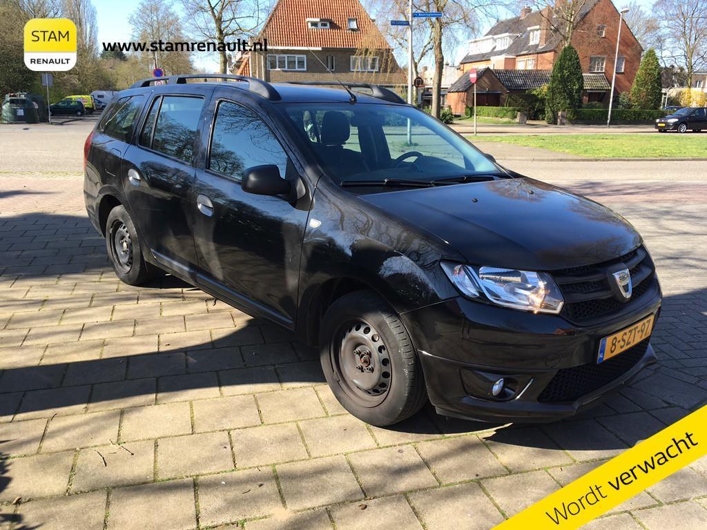 Dacia Logan Mcv tce 90pk lauréate airco, zeer ruim, hill hold