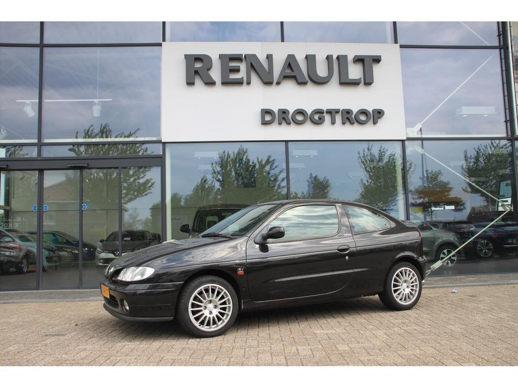 Renault Mégane 2.0 16v 140 pk coupe sport way