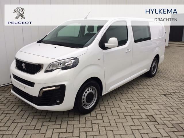 Peugeot Expert Dubbel cabine 231l premium 2.0 bluehdi
