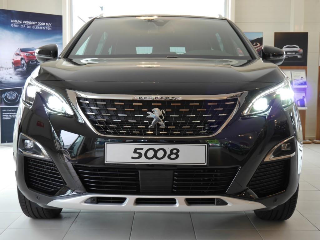 Peugeot 5008 Suv 1.2 thp 130pk gt-line