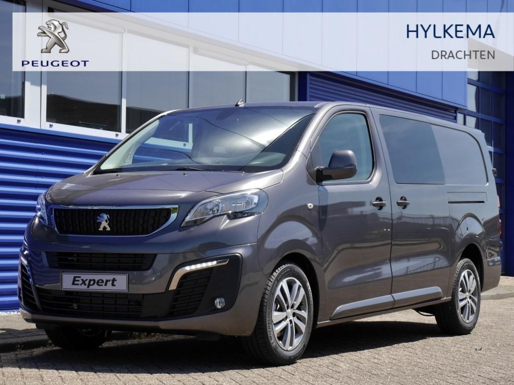 Peugeot Expert Dc 2.0 hdi 120pk premium 2x schuifdeur, nieuw!