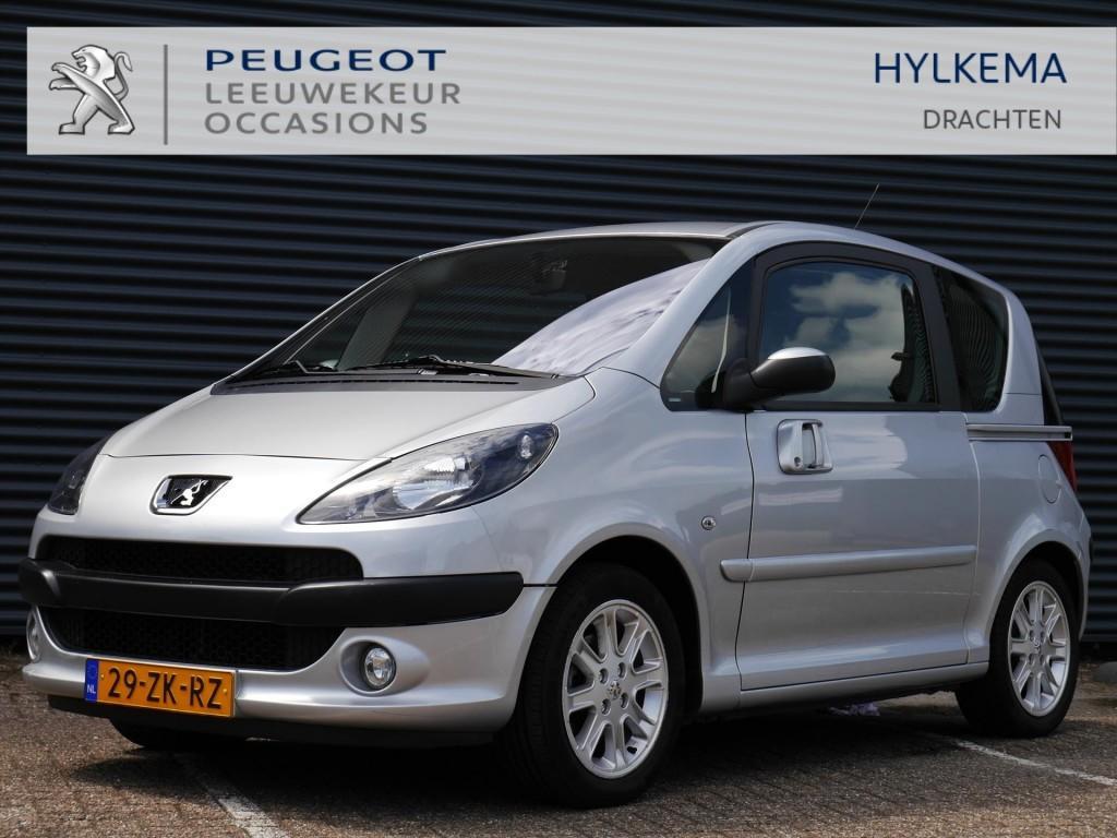 Peugeot 1007 1.6 16v sporty / hoge zit / trekhaak
