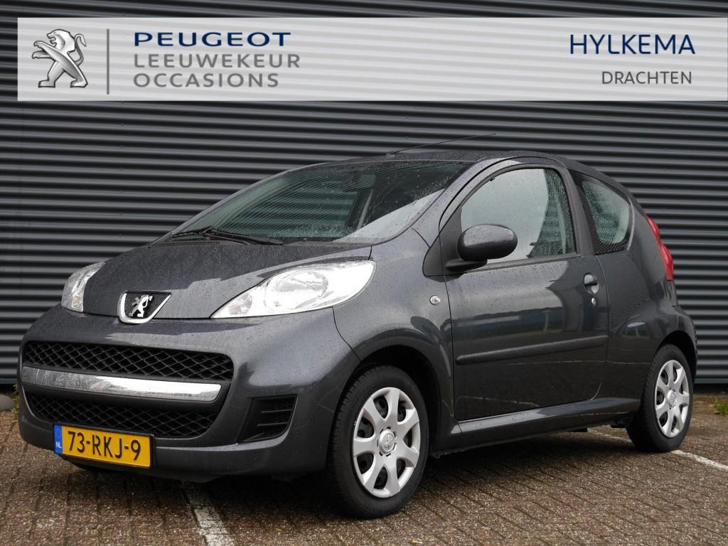 Peugeot 107 1.0 68pk 3-drs xs airco