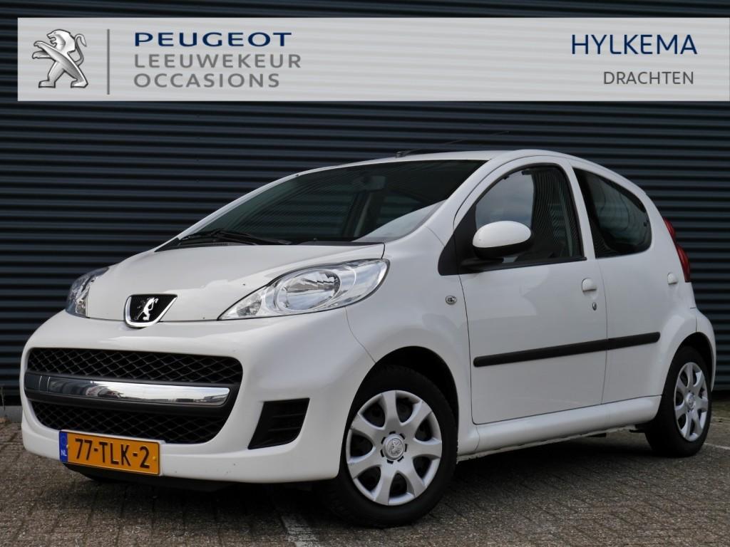 Peugeot 107 1.0 5-drs xs + airco slechts 54.000 km