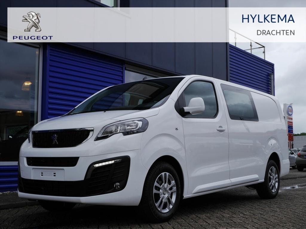 Peugeot Expert Dubbele cabine 2.0 hdi premium pack 120pk nieuw uit voorraad