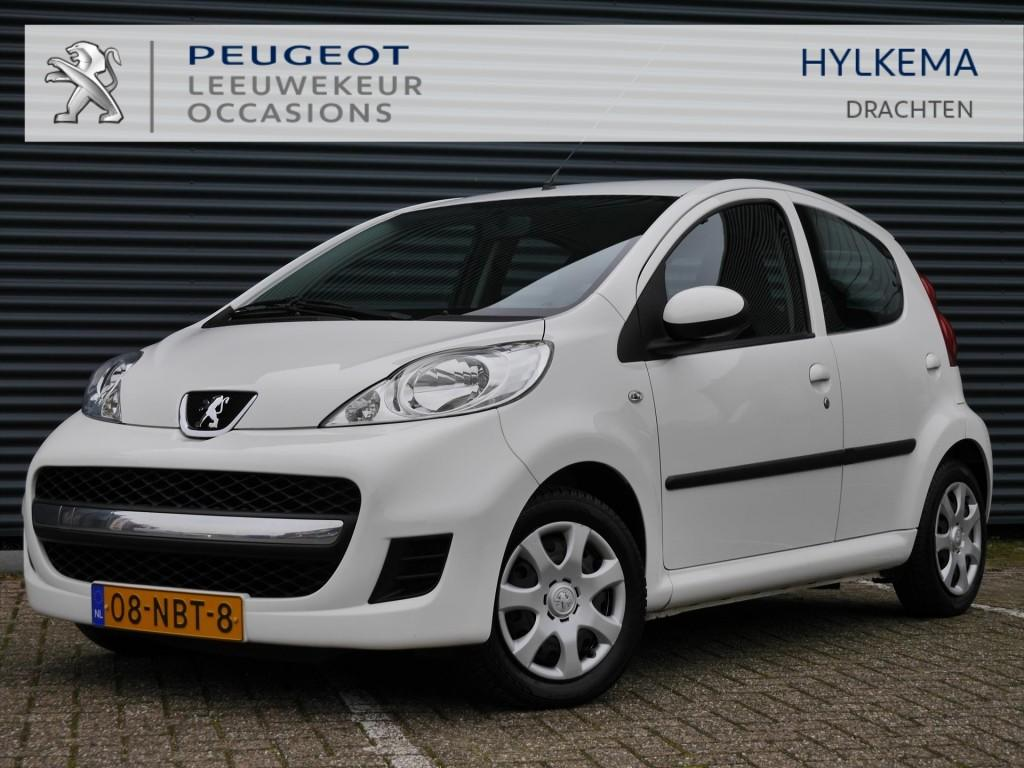 Peugeot 107 1.0 68pk 5-drs airco!