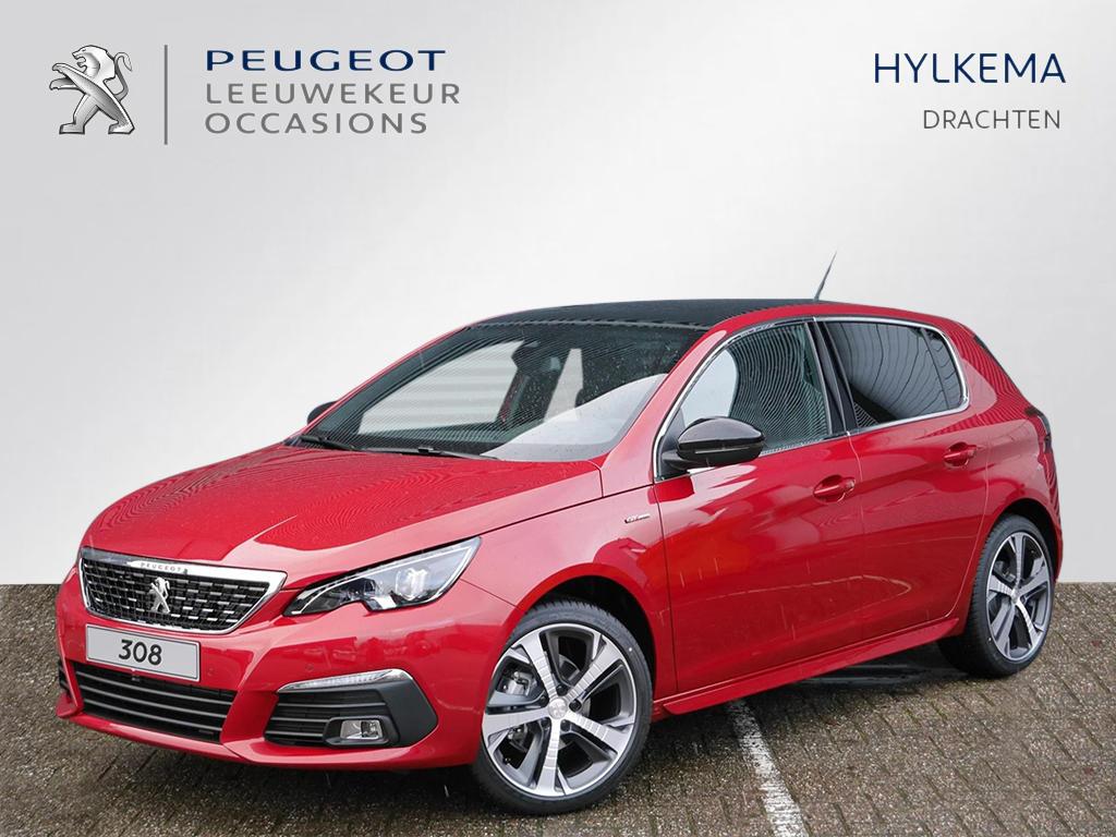Peugeot 308 1.2 puretech 130pk gt-line