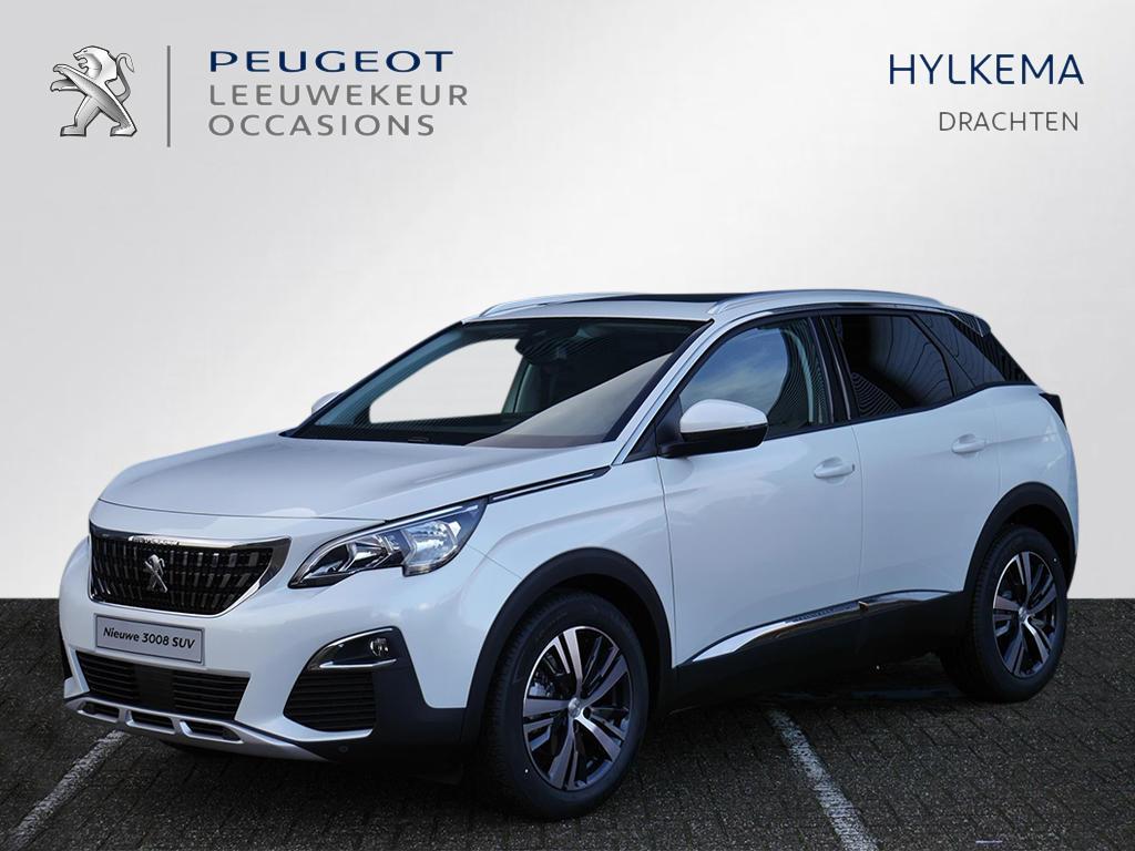 Peugeot 3008 1.6 bluehdi 120pk aut blue lease premium