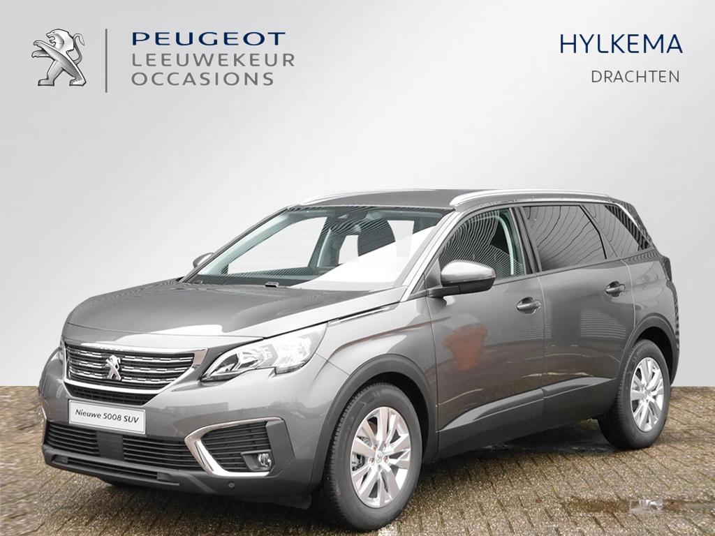 Peugeot 5008 1.6 bluehdi 120pk blue lease executive