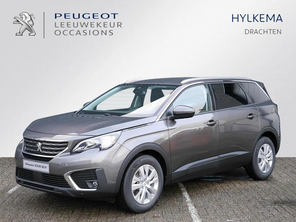 Peugeot 5008 1.2 puretech 130pk blue lease executive