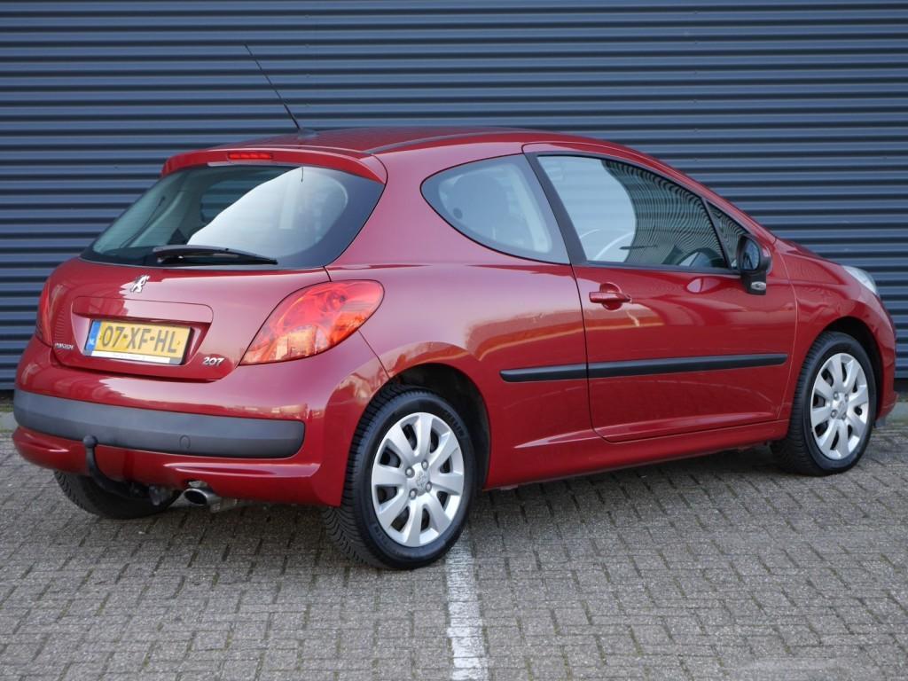 Peugeot 207 XS 1.6 16V 3-DRS AUTOMAAT