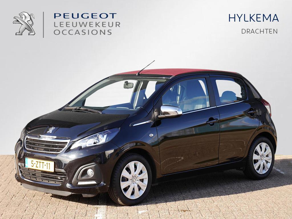 Peugeot 108 1.0 e-vti 5-drs top! active