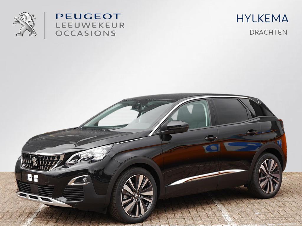 Peugeot 3008 1.5 bluehdi 130pk eat 8 blue lease premium