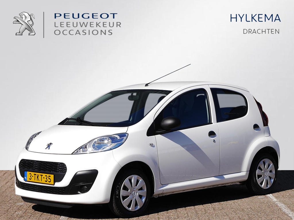 Peugeot 107 1.0 68pk 5d urban light