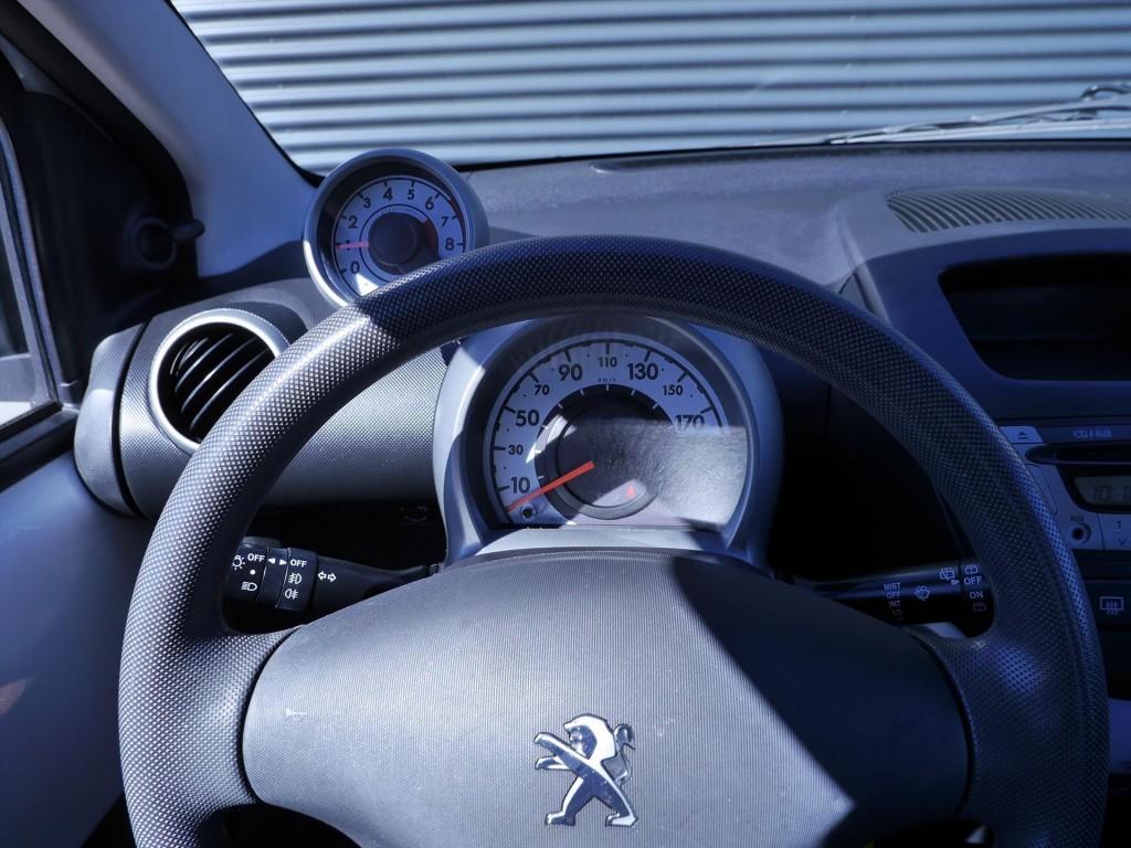 Peugeot 107 1.0 68PK 5D Active