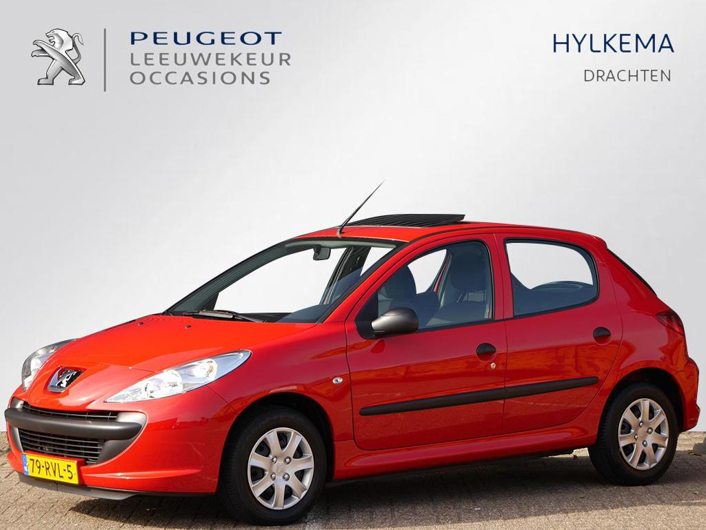 Peugeot 206+ 1.1 60pk 5-deurs xr
