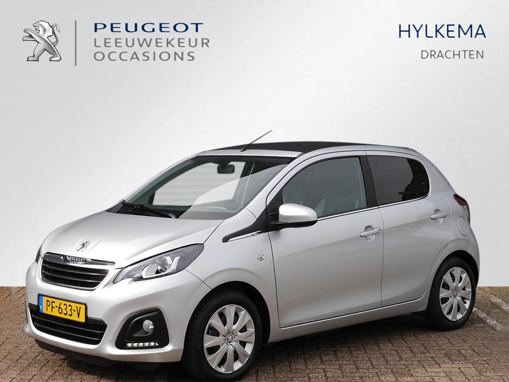 Peugeot 108 1.0 e-vti 68pk 5d top! active
