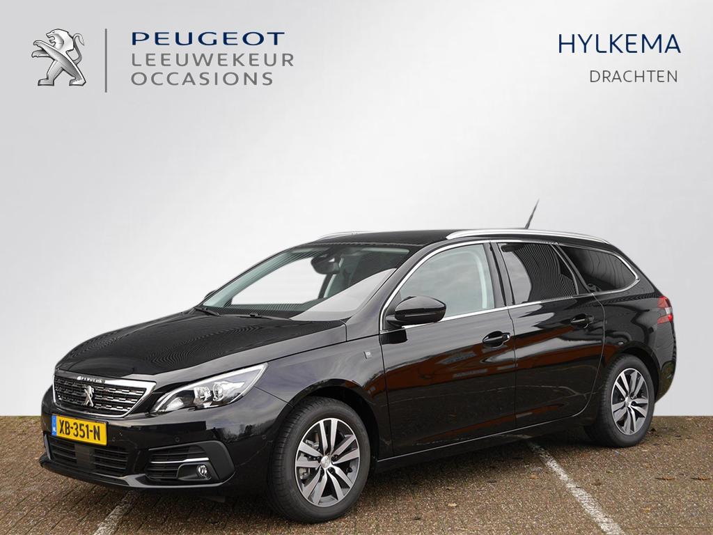 Peugeot 308 1.2 puretech 130pk eat8 tech edition