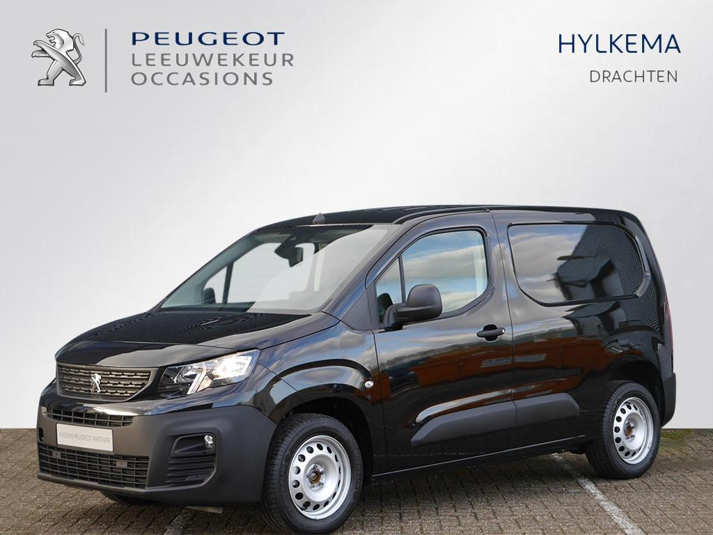 Peugeot Partner 1.6 bluehdi 100pk 1000kg asphalt