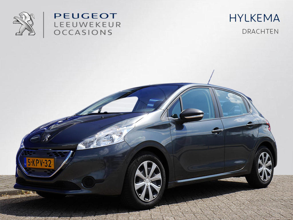 Peugeot 208 5-drs 1.4 e-hdi automaat access