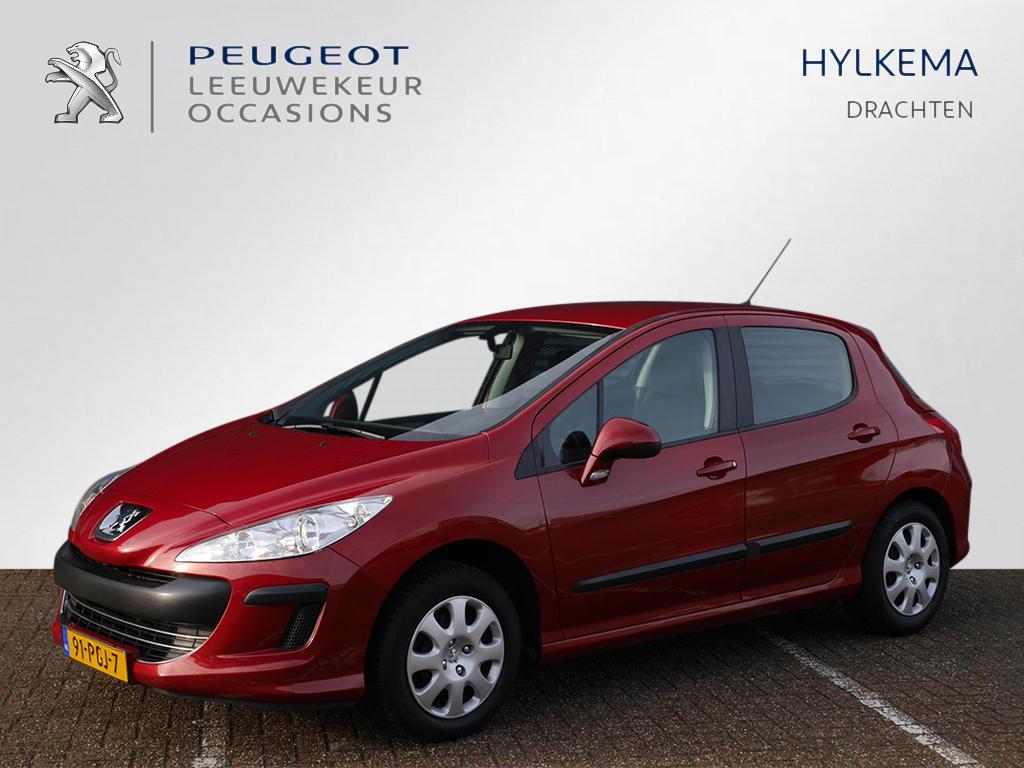Peugeot 308 120pk 1.6 blue lease
