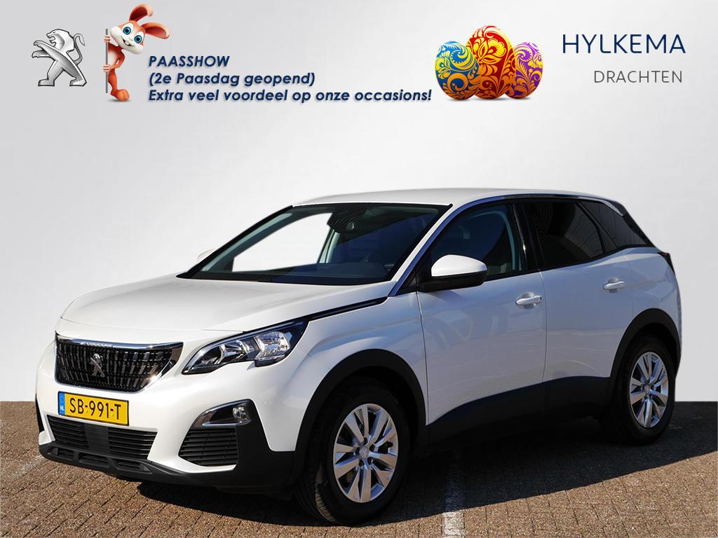 Peugeot 3008 1.2 blue lease executive 130pk puretech