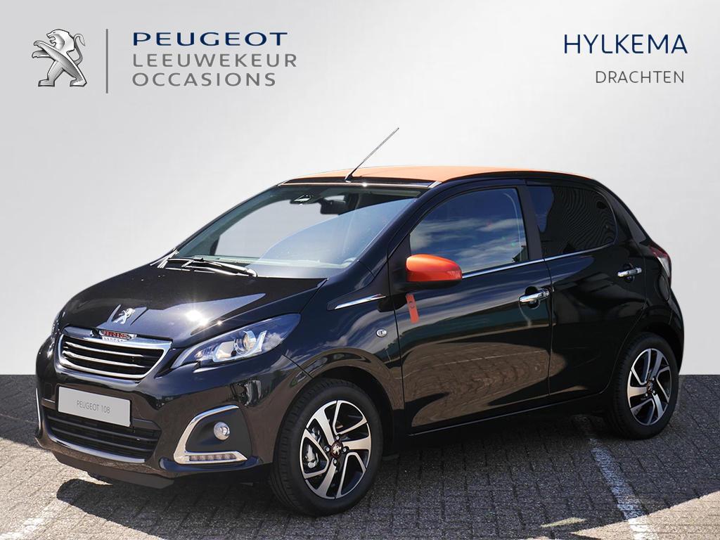 Góra Peugeot 108 1.0 72pk 5D Allure Roland Garros Edition TOP bij HL96