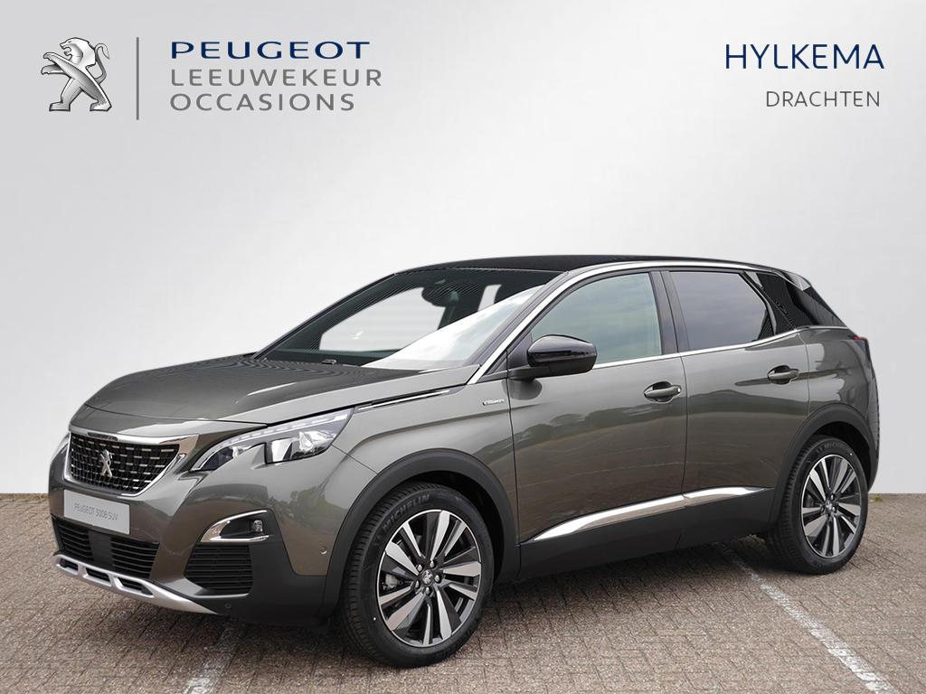 Peugeot 3008 1.2 puretech 130pk s&s gt-line