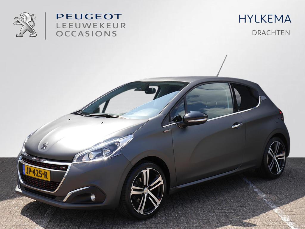 Peugeot 208 1.2 puretech 110pk gt-line