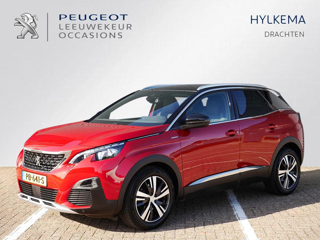 Peugeot 3008 1.6 e-thp 165pk gt-line