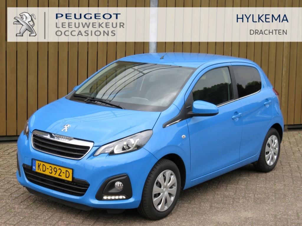 Peugeot 108 1.0 e-vti 68pk 5drs active airco