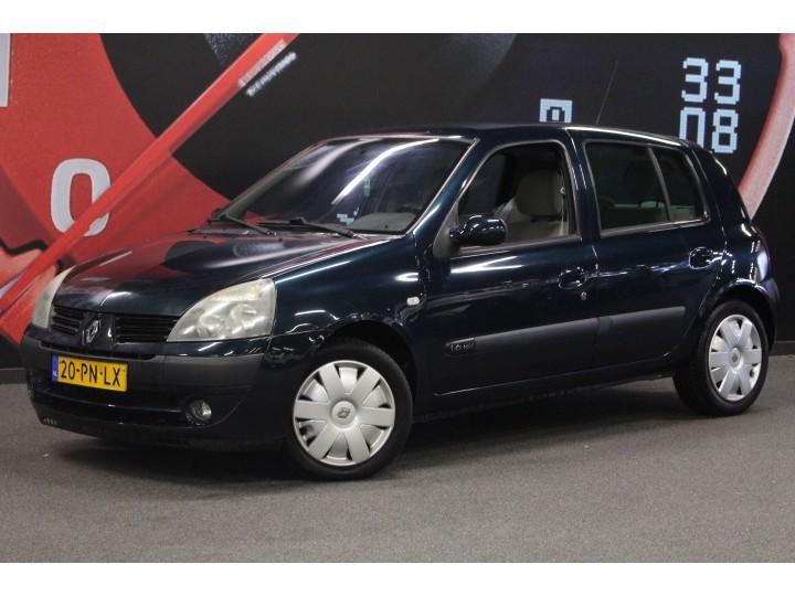 Renault Clio 1.2 105pk 5dr airco/radio/2de eigenaar