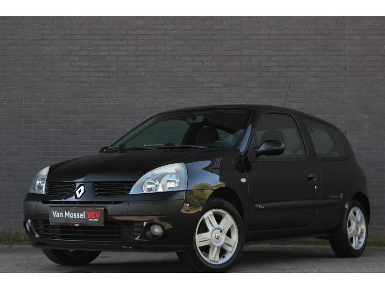 Renault Clio 1.2 75pk comfort nieuwe distributie