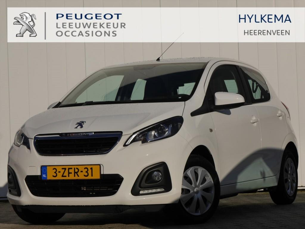 Peugeot 108 1.0 vti 5-drs. active