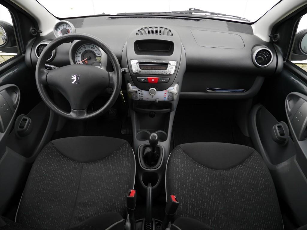 Peugeot 107 5drs 1.0 12V