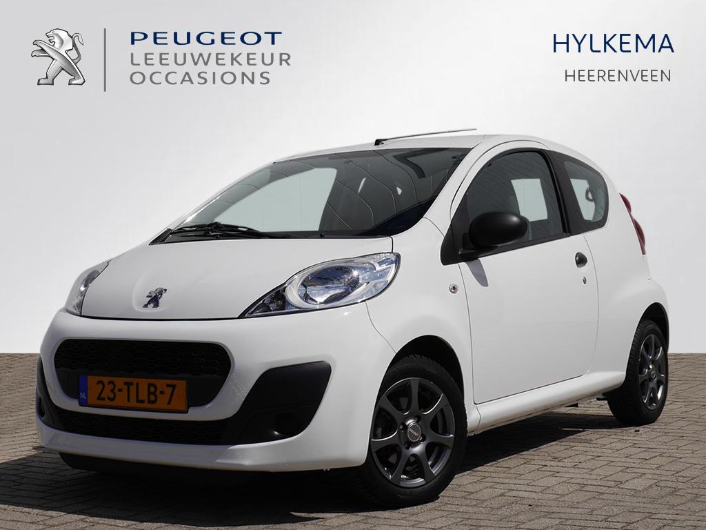 Peugeot 107 1.0 12v e-vti 68pk 3dr