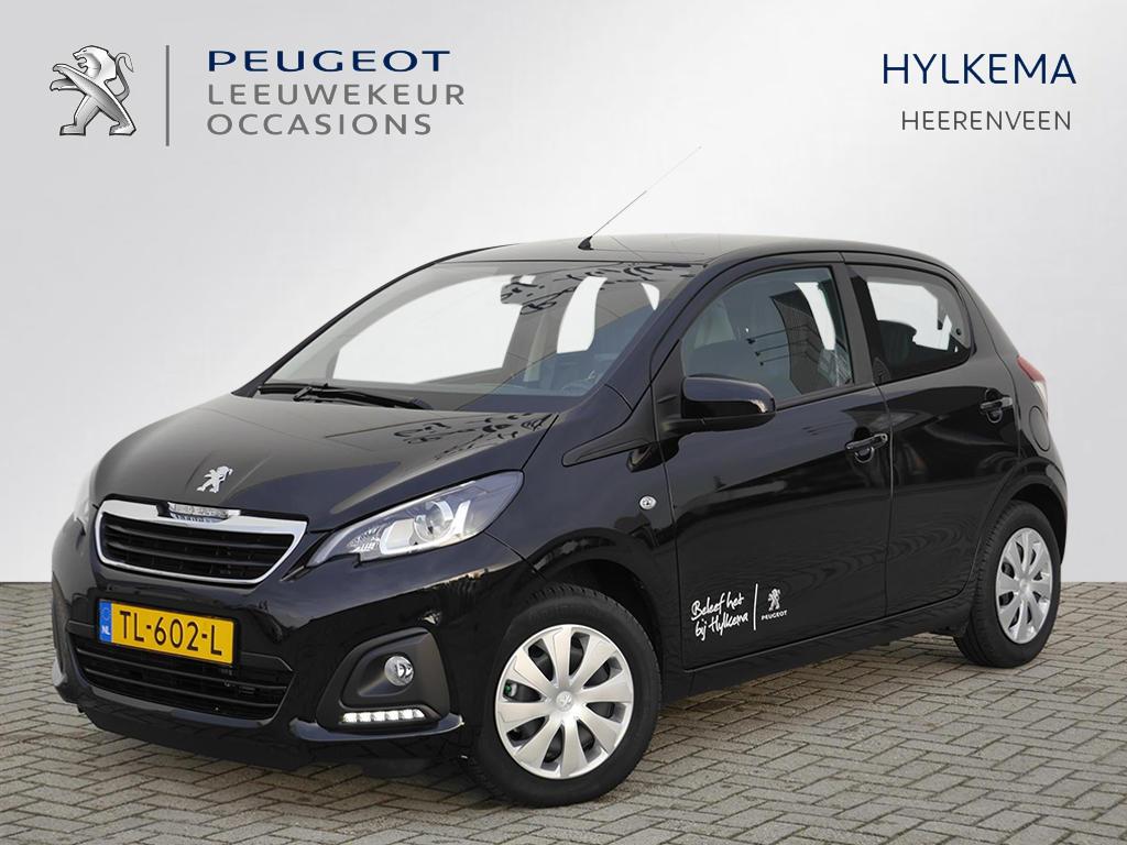Peugeot 108 Active 1.0 vti 72pk 5d airco