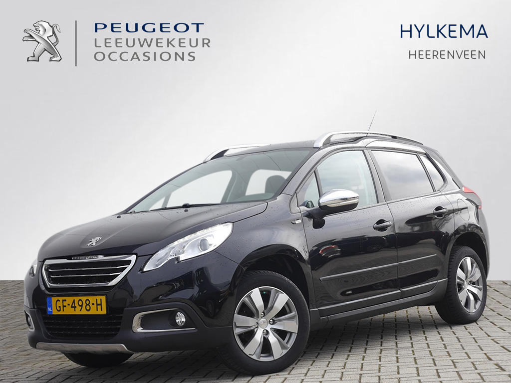 Peugeot 2008 Style 1.2 82pk automaat