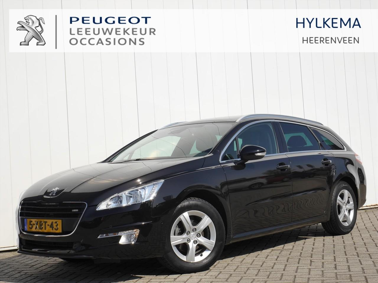 Peugeot 508 Sw blue lease exe. 1.6 hdi 115pk