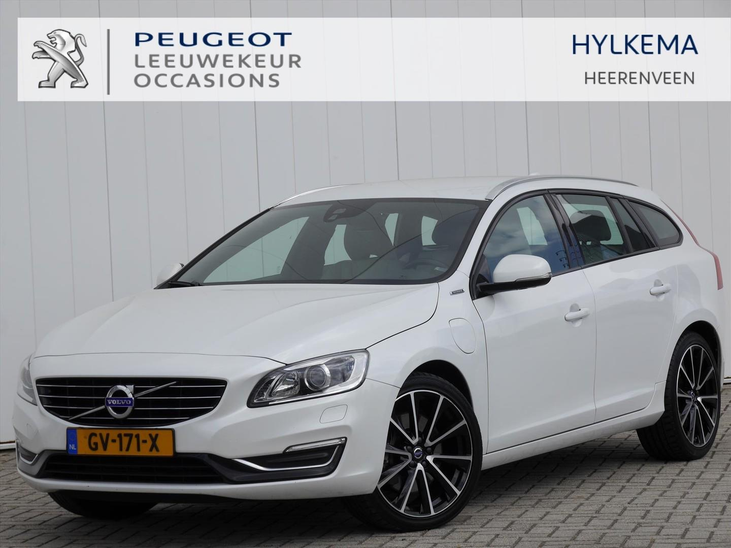 Volvo V60 2.4 d5 230pk twin engine awd special edition