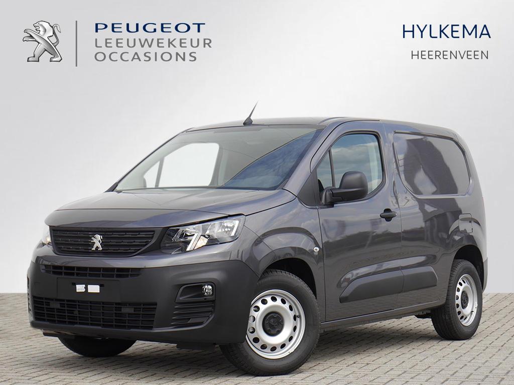 Peugeot Partner 1.5 bluehdi 75pk 1000kg grip