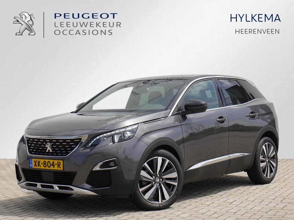 Peugeot 3008 Gt line 1.5 hdi 130pk