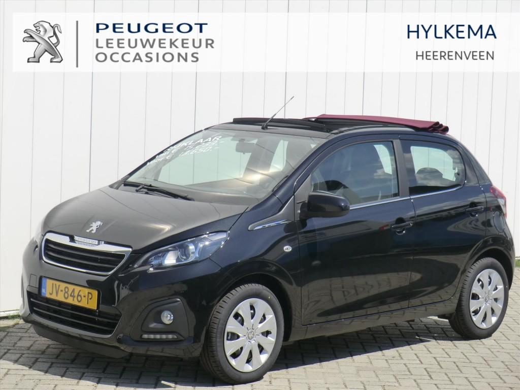 Peugeot 108 1.0 68pk 5d active top