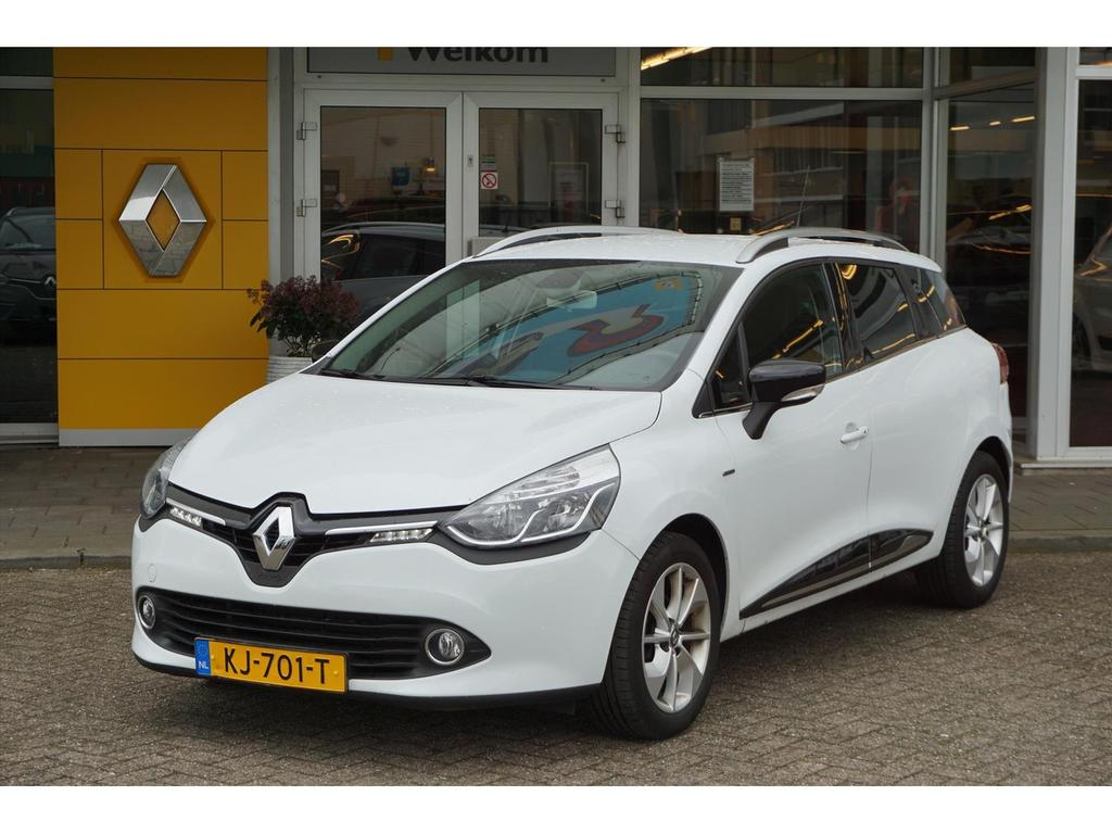 Renault Clio Dci 90pk limited