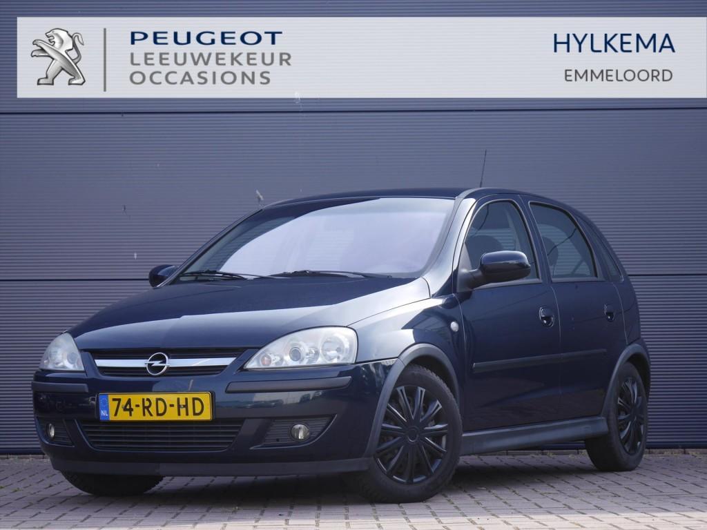 Opel Corsa 1.8 16v 5d sport